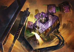 Transformers News: Takara Tomy Masterpiece MP-10 / Neon Genesis Evangelion Story Update
