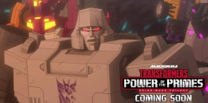 Transformers News: Voice Actor Jason Marnocha Teases Machinima's Transformers Power of the Primes Animated Series