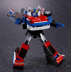 Transformers News: Video Review: Takara Tomy Transformers Masterpiece MP-19 Smokescreen
