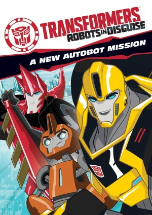 Transformers: Robots In Disguise: A New Autobot Mission DVD Releasing in October