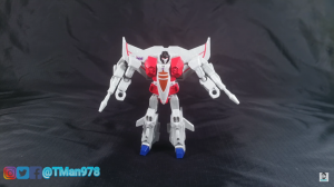 Transformers News: Video Review of Transformers Authentics Starscream
