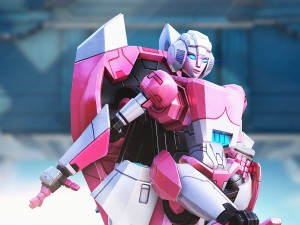 Transformers Earth Wars Female Transformers Gallery and Bios ... including Arcee and Nightbird!