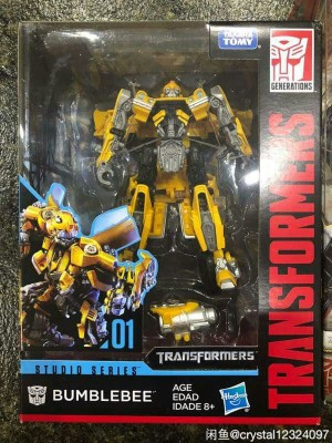 Transformers Studio Series Wave 1 Deluxe Bumblebee Revealed