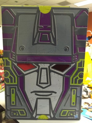 Transformers News: In-Package Images - Hasbro SDCC 2015 Exclusive Transformers Generations Devastator