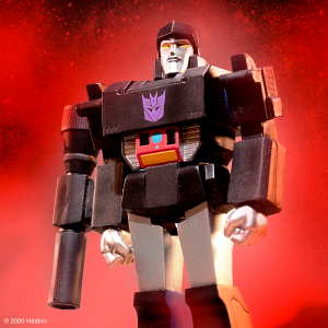 Super7 Black Friday Exclusive Transformers ReAction Figures