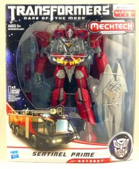 In Package Images of DOTM Leader Class Sentinel Prime & Bumblebee