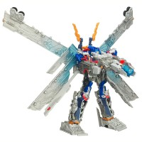 New DOTM Ultimate Optimus Prime Images and Bio