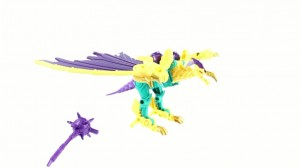 Transformers News: Beast Hunters Deluxe Class Windrazor Video Review