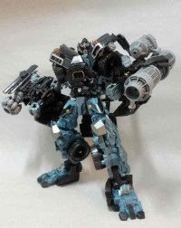 Transformers News: FWI-02 Battle Cannons and Blades Kit Video Review