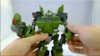 Transformers News: Powerizers / Voyager Class Bulkhead Video Review