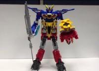Video Reviews of Transformers Go! Samurai Team