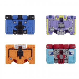 Transformers Generations Selects Cassette 4 Pack up for Preorder at EB Games