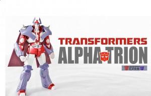 Video Review: Alpha Trion EX Gokin TF01