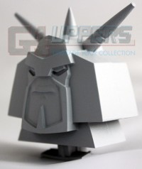"""First Look at G1Uppers """"Menace"""" Head Sculpt"""