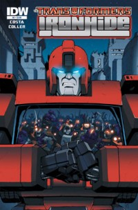 Interview with Mike Costa on Ironhide and Ongoing