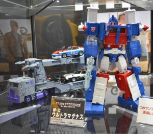 Tokyo Toy Show Coverage: Transformers Image Roundup - Masterpiece, Evangelion, Cloud, More