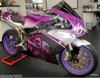 "Transformers News: Transformers ROTF ""Elita One"" 2007 MV Agusta F4 1000R Movie Prop Up for Auction"