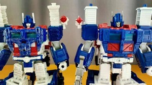 Video Review for Kingdom G1 Ultra Magnus
