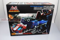 Box Art & Size Comparison Images Of Xovergen's Supreme Tactical Commander Grand Patriot