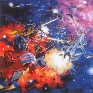 Transformers News: Transformers G1 Art Gets Puzzled