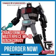 TFSource News - MP49 Black Convoy, Grimlock Statue, MMC Probus, UT Dragoon, Winter Sale and More!