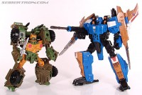 Transformers News: Universe Dirge and Roadbuster Galleries are Online!