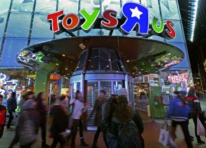 Several Suppliers Cutting Shipments to Toysrus but Hasbro is NOT One of Them