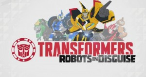 Transformers News: New Video Clips of Transformers Robots In Disguise cartoon