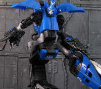 Transformers News: Transformers ROTF Chromia Modification By Jin Saotome