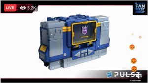 Transformers Fans First Friday Reveals Include New Soundwave, Earthrise Bumblebee, Elita 1 and More!