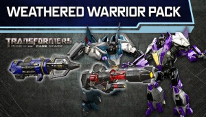 Transformers: Rise of the Dark Spark - Weathered Warrior Pack with Steam Pre-purchase