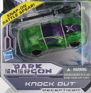 Transformers News: BBTS Exclusive Dark Energon Knockout In Package