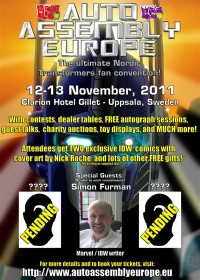 Announcing Auto Assembly Europe!