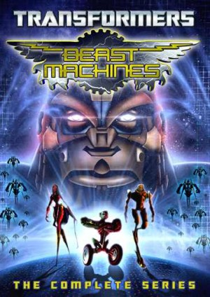 Transformers News: Transformers Beast Machines: The Complete Series