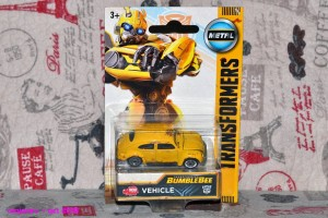 Simba Dickie Bumblebee VW Die Cast On The Way