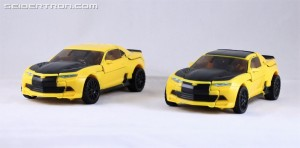 Bumblebee Variant Found in Transformers: The Last Knight Premier Edition