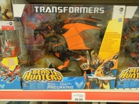 Transformers News: Transformers Prime: Beast Hunters Ultimate Class Predaking Sighted at UK Retail