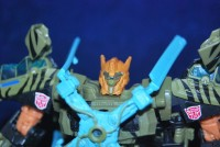 Transformers News: BotCon 2013 Machine Wars Sandstorm Revealed