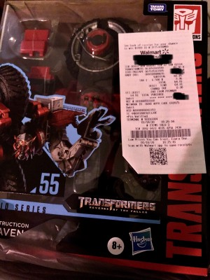 Transformers Studio Series Leaders Shockwave and Scavenger Found at US and Canadian Retail