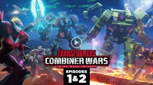 Transformers News: Machinima Combiner Wars Episodes 1 & 2 on Youtube for US viewers