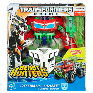 Transformers News: Now Available at Hasbro Toy Shop: Beast Hunters Optimus Prime and Predaking, Generations Deluxes
