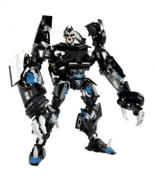 Transformers News: Transformers Masterpiece MPM-5 Barricade Officially Revealed