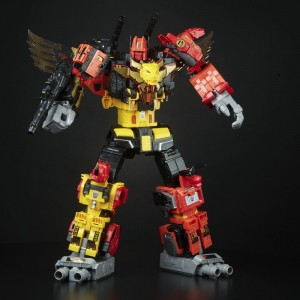Leaked From Cybertron: Transformers Power of the Primes Predaking