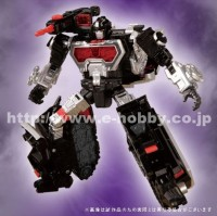 Transformers News: e-Hobby Fully Reveals Their Next Exclusive Magnificus