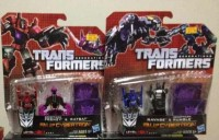 Transformers Generations: Fall of Cybertron Minion Two-Packs Sighted in Australia