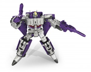 Transformers News: Video Reviews of Titans Return Voyager Class Sentinel Prime and Astrotrain