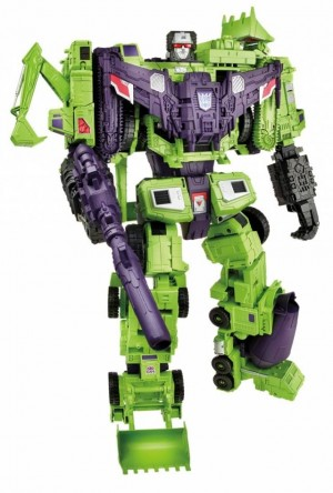 Transformers Generations Combiner Wars Titan Class Devastator available for Pre-Order at Toys R Us
