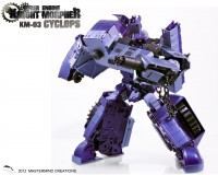 New Images of Mastermind Creations Cyclops