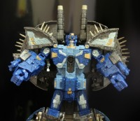 """Toy Images of """"Welcome To Transformers 2010"""" Primus"""
