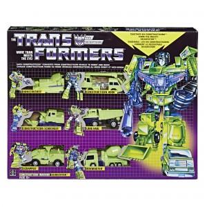 Transformers G1 Devastator Gift Set Back in Stock at Walmart.com